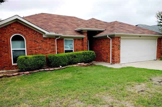 805 Elbe Drive, Arlington, TX 76001 (MLS #14268205) :: Century 21 Judge Fite Company