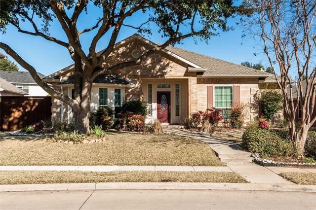3205 Heatherbrook Drive, Plano, TX 75074 (MLS #14268213) :: The Mauelshagen Group