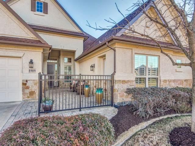 8909 Freeport Drive, Denton, TX 76207 (MLS #14268220) :: RE/MAX Pinnacle Group REALTORS