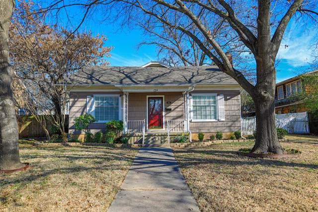 708 S Denton Street, Gainesville, TX 76240 (MLS #14268253) :: Trinity Premier Properties