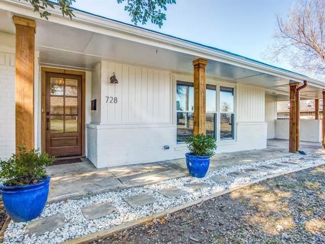 728 N Mckown Avenue, Sherman, TX 75092 (MLS #14268289) :: RE/MAX Pinnacle Group REALTORS