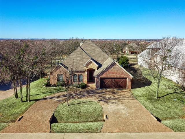 12301 Indian Creek Drive, Fort Worth, TX 76179 (MLS #14268306) :: RE/MAX Pinnacle Group REALTORS