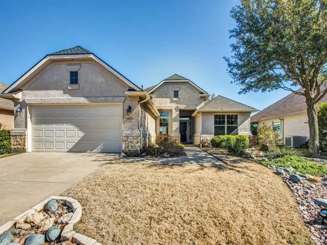9109 Perimeter Street, Denton, TX 76207 (MLS #14268314) :: The Mauelshagen Group