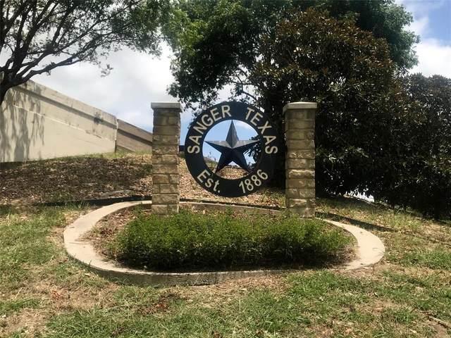 7006 New Castle Lane, Sanger, TX 76266 (MLS #14268316) :: Trinity Premier Properties