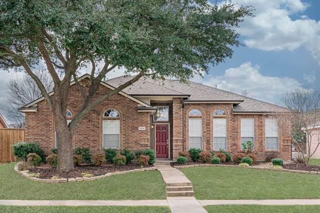 1526 Home Park Drive, Allen, TX 75002 (MLS #14268317) :: The Good Home Team