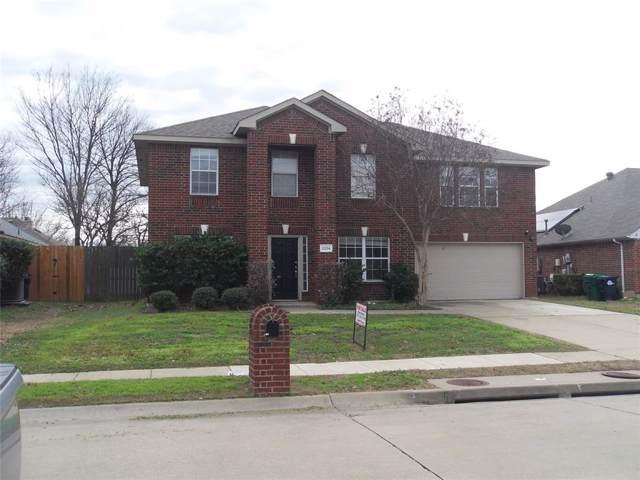 2204 Acorn Bend, Denton, TX 76210 (MLS #14268334) :: The Mauelshagen Group
