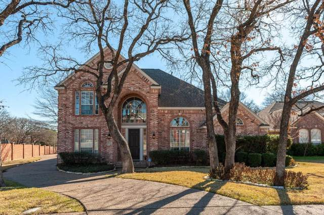 2901 Timber Gardens Court, Arlington, TX 76016 (MLS #14268353) :: The Rhodes Team