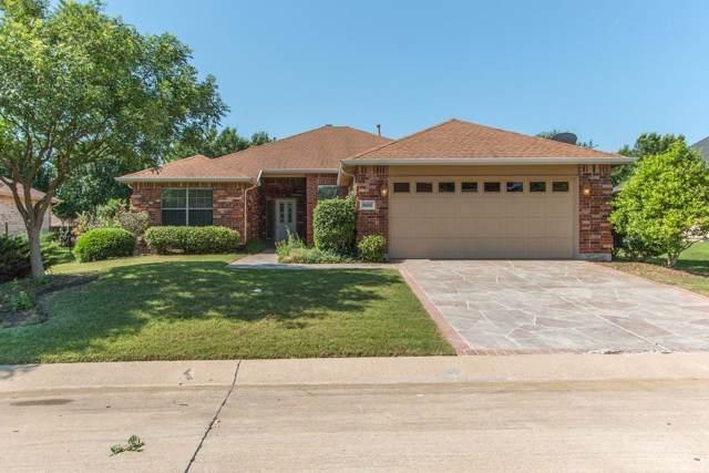 9601 Pinewood Drive, Denton, TX 76207 (MLS #14268357) :: The Mauelshagen Group