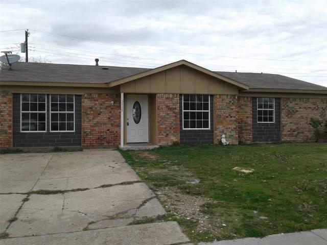3717 Ambassador Way, Balch Springs, TX 75180 (MLS #14268365) :: RE/MAX Pinnacle Group REALTORS