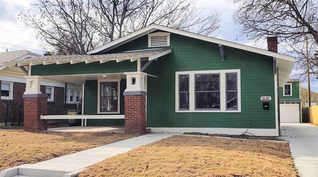 2260 Hurley Avenue, Fort Worth, TX 76110 (MLS #14268371) :: The Mitchell Group