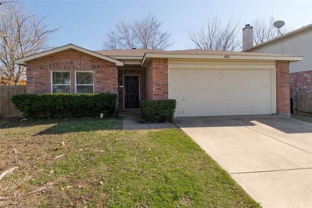 4824 Cedar Crest Drive, Mckinney, TX  (MLS #14268372) :: The Mauelshagen Group