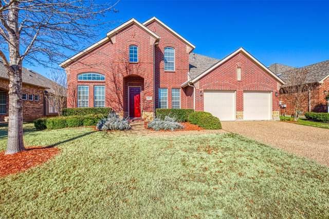 2619 Greyhawk Drive, Little Elm, TX 75068 (MLS #14268381) :: Bray Real Estate Group