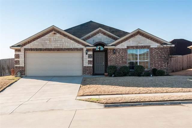 5009 Lakepark Drive, Sanger, TX 76266 (MLS #14268390) :: RE/MAX Pinnacle Group REALTORS