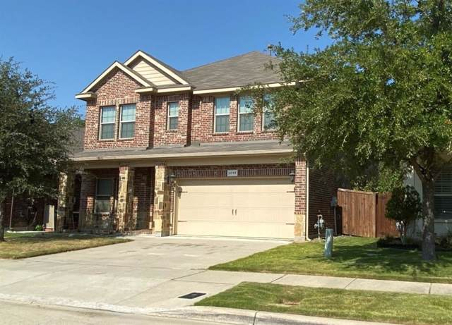 3717 Redwood Creek Lane, Fort Worth, TX 76137 (MLS #14268400) :: The Tierny Jordan Network