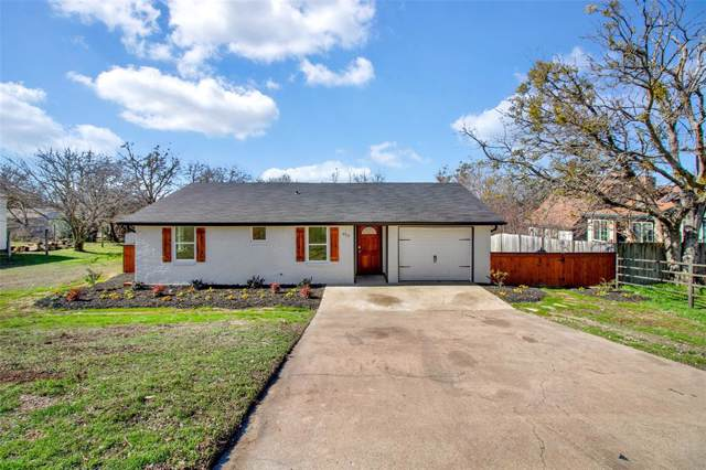 913 Duke Street, Weatherford, TX 76086 (MLS #14268447) :: NewHomePrograms.com LLC