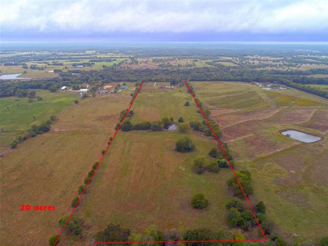 County Road 3208 0, Lone Oak, TX 75453 (MLS #14268452) :: Justin Bassett Realty