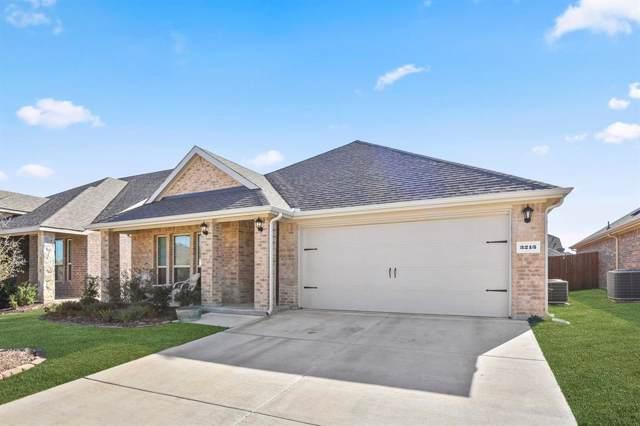 3213 Honeycomb Way, Royse City, TX 75189 (MLS #14268459) :: The Mauelshagen Group