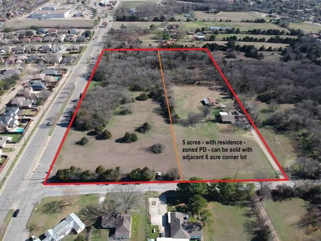 1836 Wilkinson Road, Mesquite, TX 75181 (MLS #14268478) :: RE/MAX Pinnacle Group REALTORS