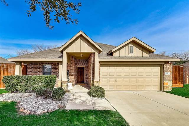222 Commonwealth Circle, Waxahachie, TX 75165 (MLS #14268481) :: Lynn Wilson with Keller Williams DFW/Southlake