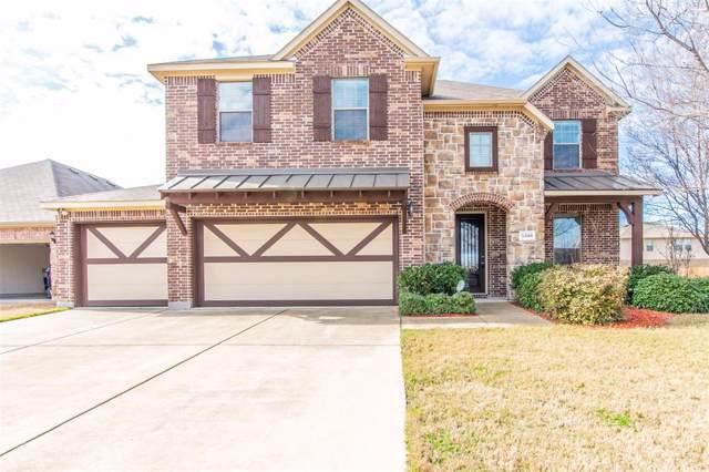 5300 Seashore Lane, Frisco, TX 75036 (MLS #14268517) :: Bray Real Estate Group