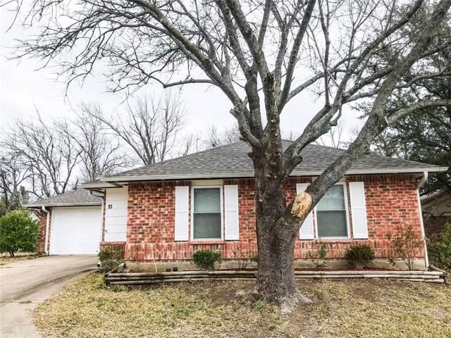 10 Crockett Court, Allen, TX 75002 (MLS #14268547) :: RE/MAX Landmark
