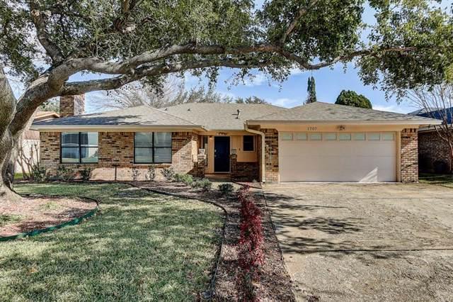 1707 Ocho Rios Court, Arlington, TX 76012 (MLS #14268561) :: Trinity Premier Properties
