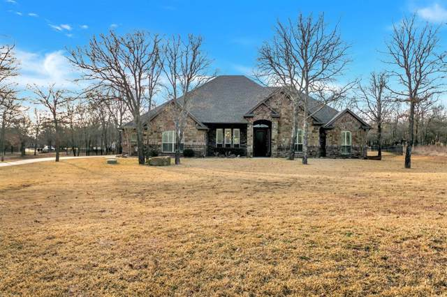 279 Sugartree Circle, Lipan, TX 76462 (MLS #14268570) :: The Mauelshagen Group