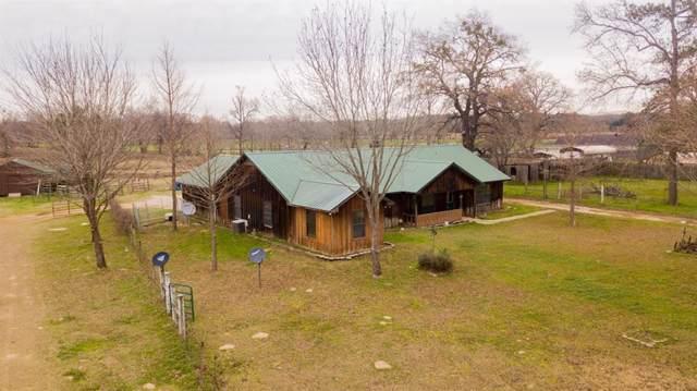 22467 Old Tyler Hwy, Troup, TX 75789 (MLS #14268595) :: The Mauelshagen Group