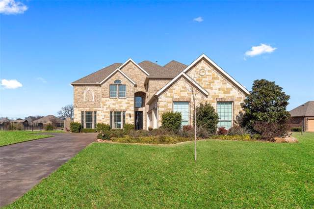 188 Las Colinas Trail, Cross Roads, TX 76227 (MLS #14268599) :: The Mitchell Group