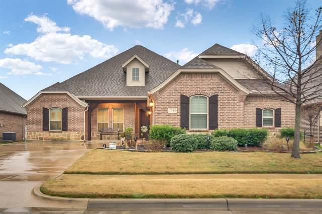 2744 Elmwood Drive, Burleson, TX 76028 (MLS #14268612) :: The Rhodes Team