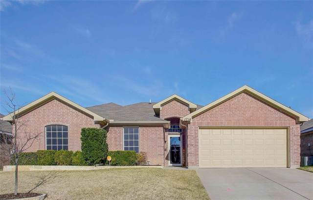 1714 La Caya Drive, Mansfield, TX 76063 (MLS #14268625) :: The Good Home Team