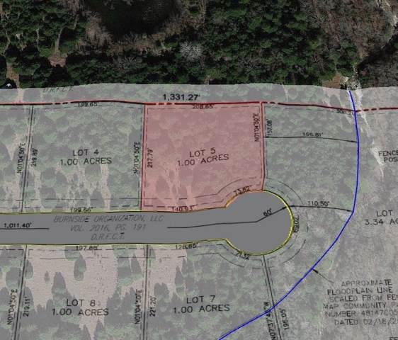 Lot 5 County Rd 4920, Leonard, TX 75452 (MLS #14268641) :: Frankie Arthur Real Estate
