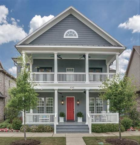 4142 Wellesley Avenue, Frisco, TX 75034 (MLS #14268660) :: Trinity Premier Properties