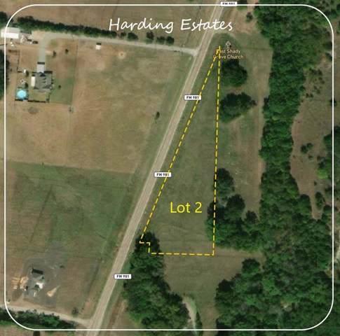 Lot 2 Fm 981, Leonard, TX 75452 (MLS #14268694) :: Frankie Arthur Real Estate