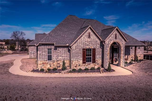 3313 Lakeway Drive, Weatherford, TX 76087 (MLS #14268696) :: Trinity Premier Properties