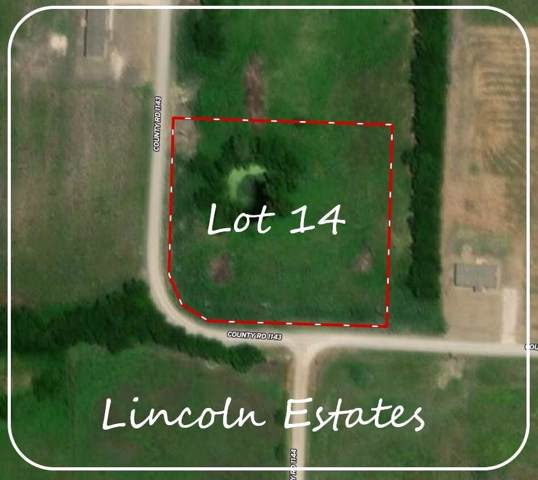 Lot 14 County Rd 1143, Leonard, TX 75452 (MLS #14268698) :: Team Hodnett