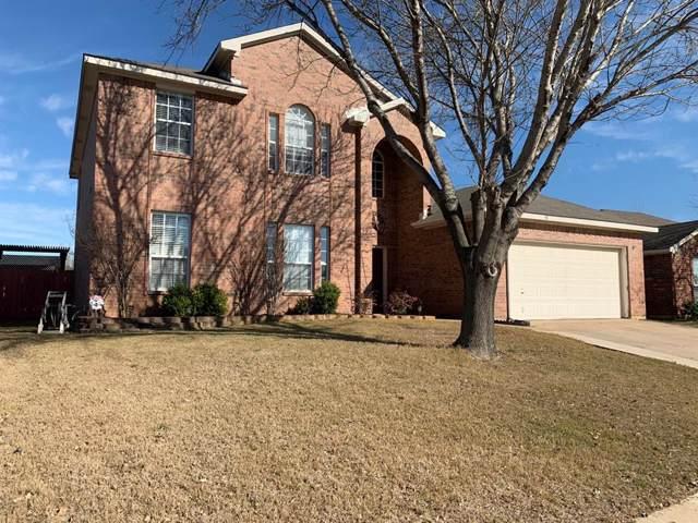 411 Matlock Meadow Drive, Arlington, TX 76002 (MLS #14268713) :: Team Hodnett