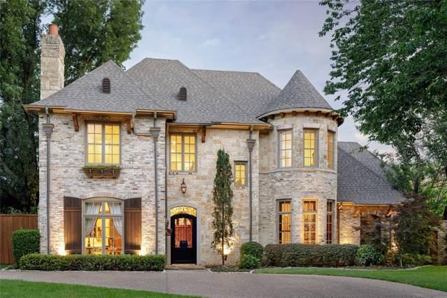6630 Stefani Drive, Dallas, TX 75225 (MLS #14268730) :: Bray Real Estate Group