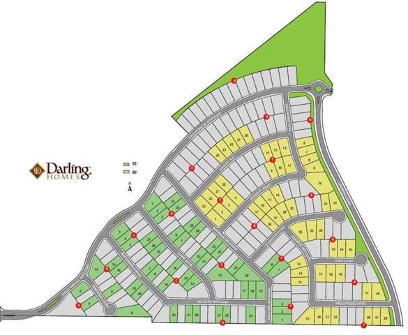 621 Broadhurst Lane, Prosper, TX 75078 (MLS #14268733) :: Van Poole Properties Group