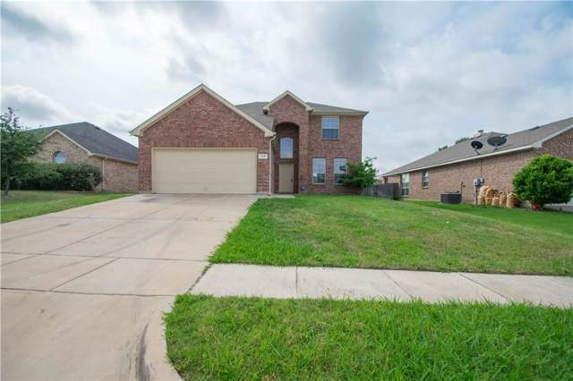 809 Pebblecreek Drive, Burleson, TX 76028 (MLS #14268747) :: All Cities Realty