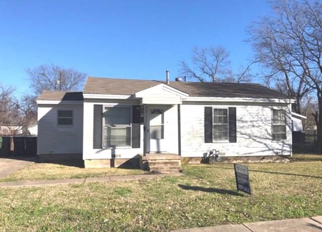 613 Belmont Drive, Garland, TX 75040 (MLS #14268753) :: Lynn Wilson with Keller Williams DFW/Southlake