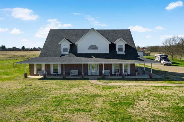 336 Farm Road 910, Clarksville, TX 75426 (MLS #14268770) :: The Kimberly Davis Group