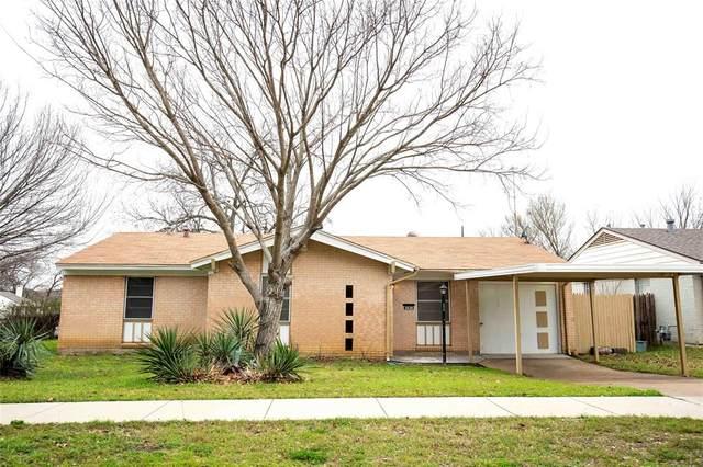2626 Hollandale Circle, Arlington, TX 76010 (MLS #14268793) :: The Kimberly Davis Group
