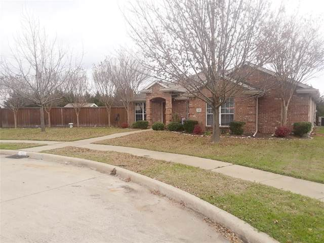 1920 Harvester Drive, Rockwall, TX 75032 (MLS #14268795) :: RE/MAX Landmark