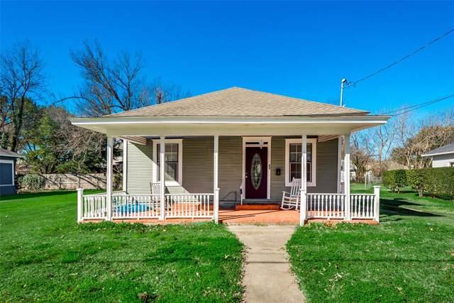 509 N Adelaide Street, Terrell, TX 75160 (MLS #14268797) :: The Mauelshagen Group