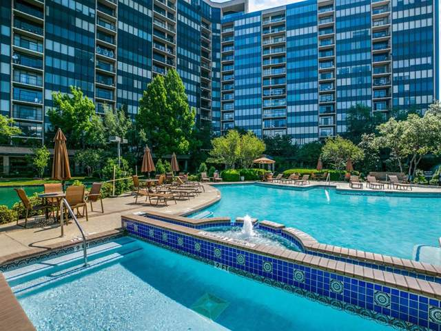5200 Keller Springs Road #811, Dallas, TX 75248 (MLS #14268815) :: RE/MAX Landmark