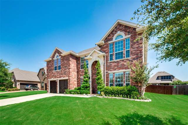 1112 Glendon Drive, Forney, TX 75126 (MLS #14268861) :: RE/MAX Landmark