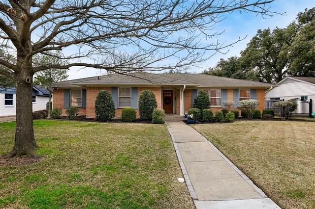 3354 Norcross Lane, Dallas, TX 75229 (MLS #14268932) :: Trinity Premier Properties