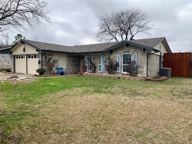 921 Milky Way, Garland, TX 75040 (MLS #14268971) :: Real Estate By Design