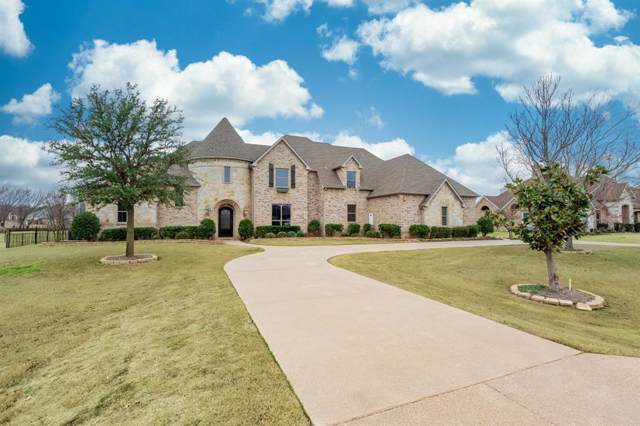 180 Whistling Duck Lane, Double Oak, TX 75077 (MLS #14268973) :: Baldree Home Team